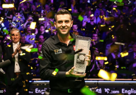 MARK SELBY ENGLISH OPEN